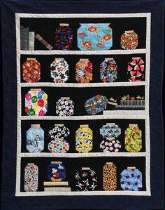 Canning+Jar+Quilt+Pattern | Crafty Violet's Chaos: Grandma's ... : bugs in a jar quilt pattern - Adamdwight.com