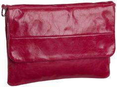 Jost Toronto 1093 Clutch II Seal Red (innen: Rot) - Abendtasche   Clutch