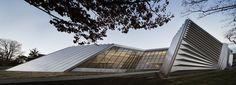 Expressive Schnittstelle: Eli & Edythe Broad Art Museum - DETAIL.de - das Architektur- und Bau-Portal