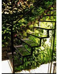lass stairs idea - Home and Garden Design Idea's  homeandgardendesignideas.com