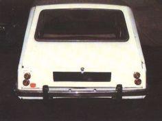 OG | Citroën Project F (then Project AP) | Prototype