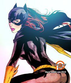 DC Batgirl by vhyrel