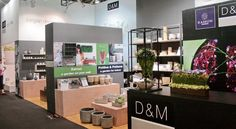 Furniture China, in Shanghai, Sept 2014, D&M booth