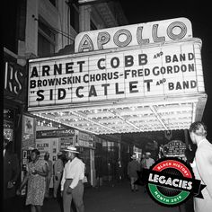 Cultural Icon Apollo Theater Sets New Goals As It Celebrates Its Anniversary Apollo Theater, American Story, Duke Ellington, Frederick Douglass, Fourth Wall, Billie Holiday, African Diaspora, New Career, Staying Alive