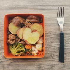 Abri hoje a marmita e ela tava assim  #foodlove