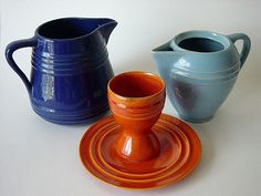 #Pacific #Pottery. That pitcher is drool-worthy.