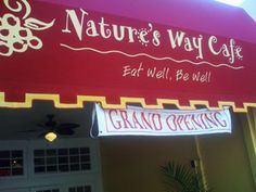Yummy Natures Way in Lake Worth