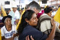 Empleos para las madres oaxaqueñas y condiciones para  su bienestar, compromiso de Pepe Toño Estefan Garfias