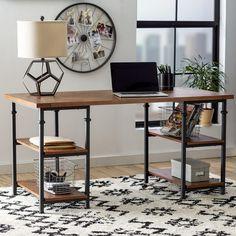 Me encanta para mesa de trabajo y almacenaje en cesta visibles.