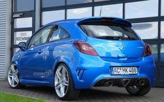 Opel Corsa OPC tuned by Steinmetz (rear view)