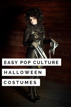 Still struggling to come up with the perfect Halloween costume? Here are 28 awesome pop culture inspired Halloween costumes! Each costume idea has a full list of what you'll need to make it happen and most can be built from stuff you already have or can find at a thrift store!