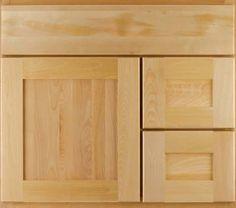 Cabinet Door Styles for Bath Vanities Cabinet Door Styles, Cabinet Doors, Bertch Cabinets, Raised Panel, Plumbing Fixtures, Bathroom Storage, Bathroom Ideas, Bath Vanities, Furniture Styles