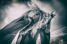 Epic Firetruck's Maria Brink & In This Moment ~