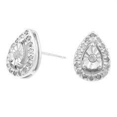Corinne Diamond Earrings