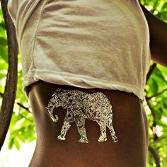 Flash Tattoos - Sheebani | The Girl and The Water