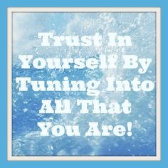 """Its hard to trust yourself and make an attempt to implement. We get caught up in failure and the """"what-ifs"""" Read more here: http://mindsetmoments.tumblr.com/post/83554522458/trust-in-yourself-by-tuning-in-to-all-that-you-are Join me: www.facebook.com/insideoutwellness08 www.twitter.com/InsideOut_Fit www.instagram.com/maryalice1020"""