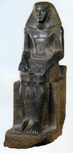 Nehit, Moyen Empire. Musée du Louvre.