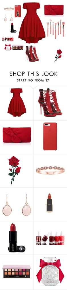 """""""#Moda&Styl👠"""" by rox42 ❤ liked on Polyvore featuring beauty, L.K.Bennett, Georgia Perry, Essie, Victoria's Secret and Bdellium Tools"""