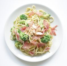 Spaghettis brocoli
