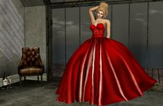 Lady in Red Lady In Red, Ball Gowns, Wordpress, Corner, Formal Dresses, Blog, Design, Fashion, Madame Red