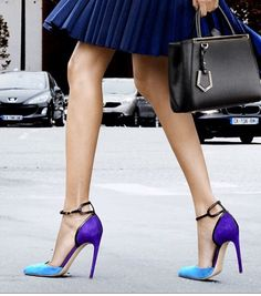 Killer two tone pumps