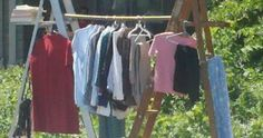Set the right price for clothes at your yard sale   York's Yard Sale Secrets