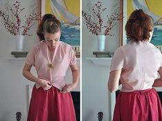 two-seam top by elegant musings, via Flickr