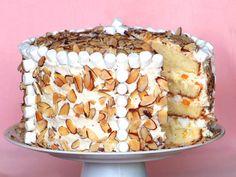 #Ambrosia Layer #Cake.  dessert