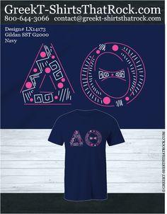 LX14173 Greek T-Shirts That Rock #greektshirts #sororityshirts #fraternityshirts alpha