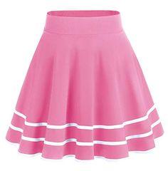 skater dresses for women - Women: Clothing Girls Fashion Clothes, Girl Fashion, Fashion Outfits, Alternative Outfits, Skirt Outfits, Casual Outfits, Cute Skirts, Kawaii Fashion, Matilda