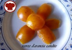 Scorze d'arancia candite - Ricette - Cookkando In Cucina Facile FacileRicette – Cookkando In Cucina Facile Facile