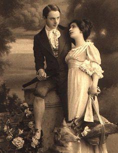 Victorian Couple <3