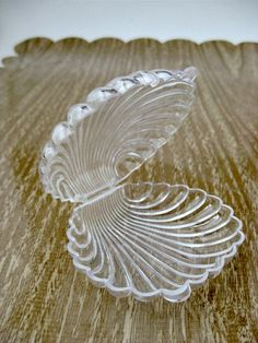 Clear Plastic Clam Shell Favor Boxes for Mermaid Party or Special Event - Set of 12 on Etsy, $8.00