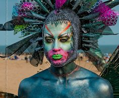 :: Darrell Thorne - Image from the Coney Island Mermaid Parade (2011) | Flickr - Photo Sharing!