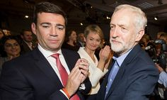 Andy Burnham set to QUIT Jeremy Corbyn's frontbench in bid to become mayor of Greater Manchester next year   Daily Mail Online