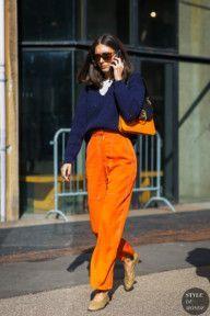 STYLE DU MONDE / Milan Fashion Week Fall 2017 Street Style: Diletta Bonaiuti  #Fashion, #FashionBlog, #FashionBlogger, #Ootd, #OutfitOfTheDay, #StreetStyle, #Style