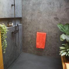 #bad #baderom #betonglook #murdekor #mikrosement #cimentart #interiør #vegger #gulv #microcement by mikrosement_murdekor
