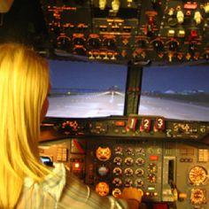 Flying the Boeing 727 in Louisville 2007