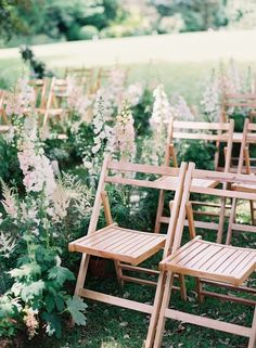 Ethereal Floral Wedding by Catherine Mead Photography Wedding Sparrow Wedding Ceremony Seating, Wedding Ceremony Flowers, Wedding Ceremony Decorations, Wedding Chairs, Outdoor Ceremony, Floral Wedding, Wedding Ceremonies, Wedding Aisles, Trendy Wedding