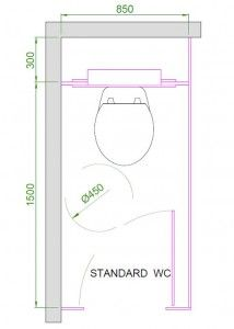Toilet Cubicle Dimensions What are the standard toilet cubicle sizes    commercial  Toilet Cubicle Dimensions Childrens toilet cubicle sizes  thomas  . Dimensions Of A Standard Toilet. Home Design Ideas