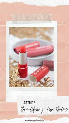 Catrice Beautifying Lip Balms - getönte Lippenpflege für einen Hauch von Farbe als Alternative zum deckenden Lippenstift. #lipbalm #drugstore #drogerie #lipcare #lippenpflege #catrice #catricecosmetics