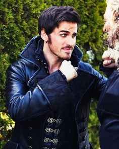 Colin O'Donoghue (Captain Hook - Once Upon a Time)