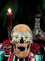 day of the dead art - Google Search