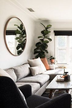 When it comes to relaxing, napping, throwing parties, or settling in for movie marathons, most of these activities are carried out in one area of the home: the living room. Here are the best decorating ideas for a small living room. #hunkerhome #livingroom #smalllivingroom #livingroomdecor #livingroomdecorideas Tiny Living Rooms, Cozy Living, Living Room Decor, Dining Room, Extra Seating, Interior Design Inspiration, Marathons, Bedrooms, Relax