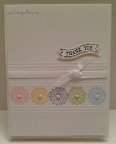Really like the scoring too - Stampin Mary: A Round Array Sneak Peek! Scrapbooking, Scrapbook Cards, Card Making Inspiration, Making Ideas, Cute Cards, Diy Cards, Beautiful Handmade Cards, Card Tags, Paper Cards