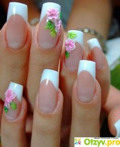 love flowers in another color Beautiful nails for fancy occasions- these would be perfect for a wedding! Hot Nails, Hair And Nails, Geometric Nail, Sparkle Nails, Toe Nail Designs, Flower Nails, Spring Nails, Wedding Nails, Pretty Nails