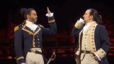 Watch: Hamilton brought down the house with the Battle of Yorktown Wicked Musical, The Great Comet, The Lightning Thief, Colonial America, Lin Manuel Miranda, American Revolution, Movie Theater, Hamilton, Pop Culture