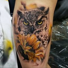99 Best Best Owl Tattoos Ideas with Images, Mytattooland Awesome Owl Tattoo Ideas, Best Owl Tattoo Designs for Women and Guys, 110 Best Owl Tattoos Ideas with, Owl Tattoo Designs for Men Updated for This Season Outsons. Time Tattoos, Body Art Tattoos, New Tattoos, Sleeve Tattoos, Tattoo Sleeves, Tatoos, Tattoo Designs, Owl Tattoo Design, Tattoo Owl