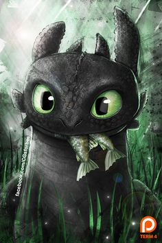 http://www.deviantart.com/art/Toothless-Fanart-Term-4-reward-564960604 imtrestin colors