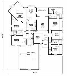 Floor plan 6046  2770sq ft